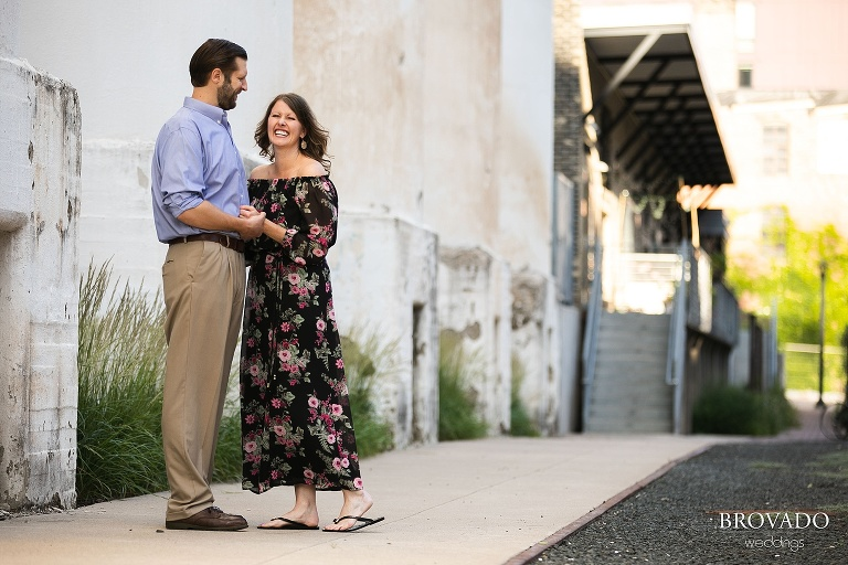 Karen and Matthew's Saint Anthony Main Engagement Photos by Brovado Weddings-05.jpg