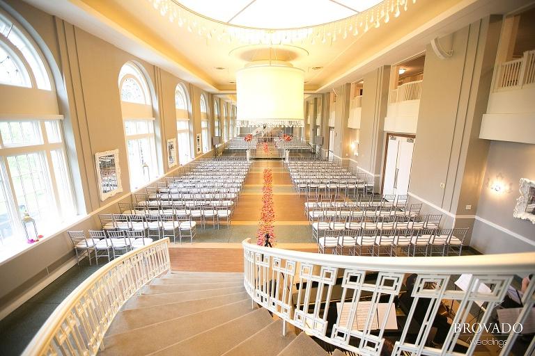 Calhoun Beach Club Wedding Photography Ceremony